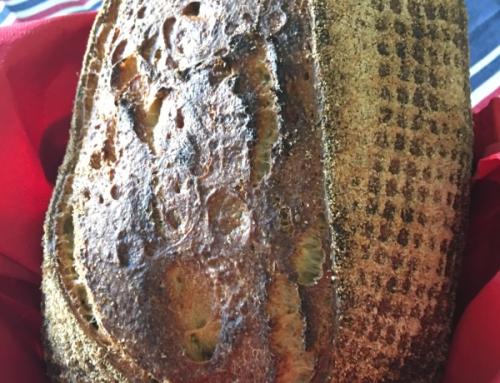 Pane con farine Molino Rachello