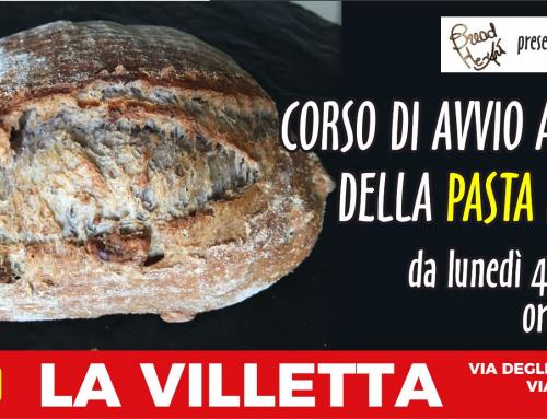 Incontri a Roma Garbatella: la pasta madre, il pane, la pizza